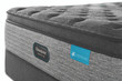 Simmons Beautyrest Harmony Lux HL-2000 Diamond Ultra Plush Pillow Top Mattress; Front Panel Detailed