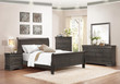Homelegance Mayville Collection Bedroom Set in Grey