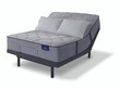 Serta Perfect Sleeper Hybrid Standale II Luxury Firm Mattress with Motion Perfect IV Adjustable Sleep System