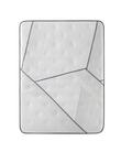 Serta iComfort CF3000 Quilted Hybrid Plush Mattress; Top Quilt