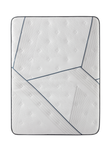 Serta iComfort CF3000 Quilted Hybrid Plush Pillow Top Mattress; Top Quilt