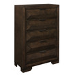 Homelegance Chesky Collection Chest in Espresso