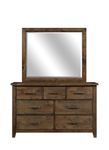 Homelegance Jerrick Collection Dresser & Mirror