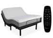 iDealBed 12G Luxury Gel Memory Foam Medium Mattress with 4i Custom Adjustable Sleep System