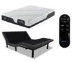"Serta iComfort Limited Edition 10"" Plush Mattress with iDealBed 3i Custom Adjustable Sleep System"