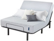 "Serta 10"" Gel Memory Foam Sheep Retreat Medium Mattress; Adjustable"