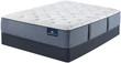 Serta Perfect Sleeper Sapphire Canyon Plush Mattress; Box Spring