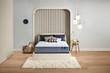 Serta Perfect Sleeper Sapphire Canyon Extra Firm Mattress; Lifestyle