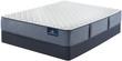 Serta Perfect Sleeper Cobalt Coast Firm Mattress; with Box Springs