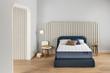 Serta Perfect Sleeper Cobalt Coast Plush Mattress; Lifestyle