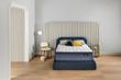Serta Perfect Sleeper Cobalt Coast Plush Pillow Top Mattress; Lifestyle