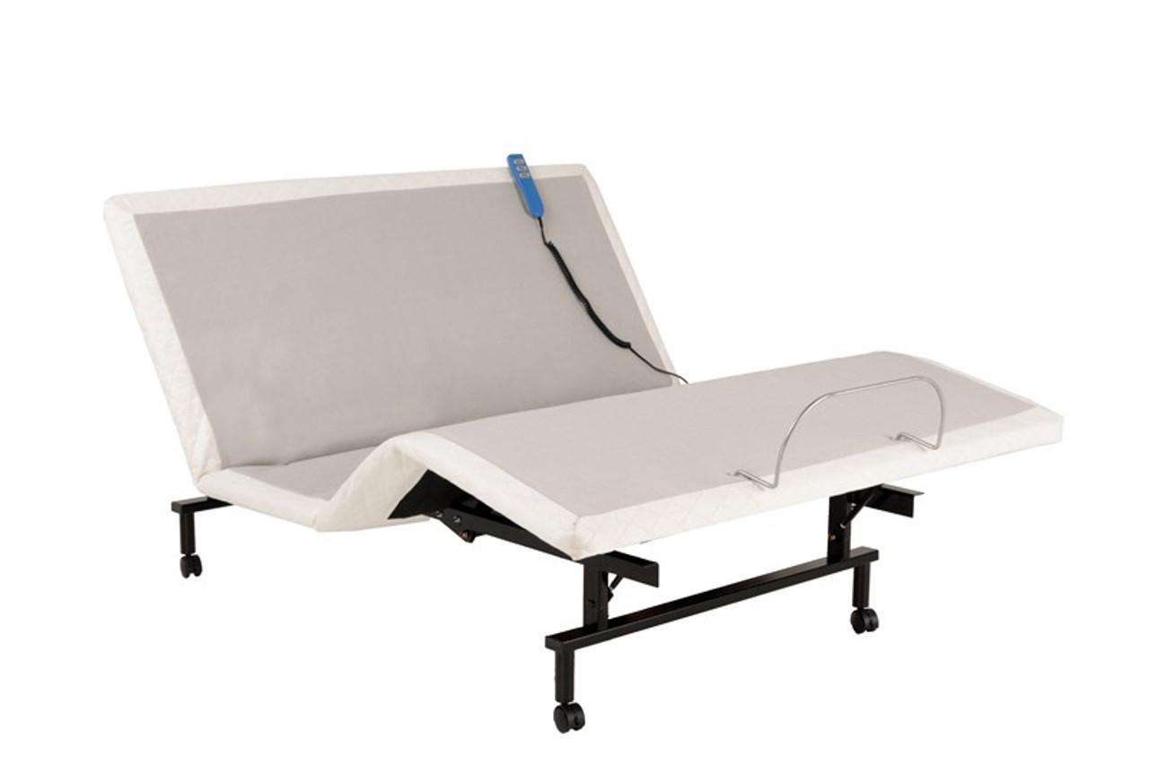 Fabulous Leggett Platt Shipshape Queen Adjustable Bed Base Home Interior And Landscaping Ologienasavecom