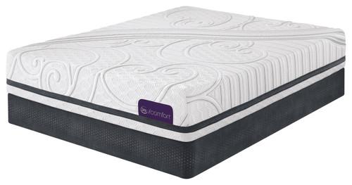 Serta iComfort Savant III Cushion Firm Mattress set