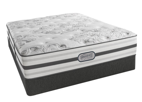 Simmons Beautyrest Platinum Brittany Plush Mattress