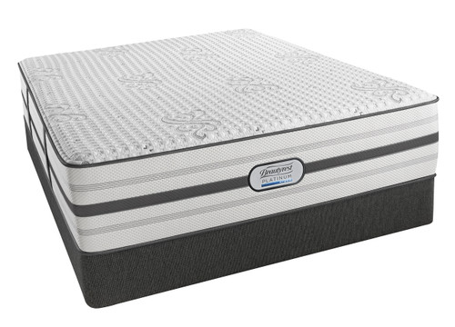 Simmons Beautyrest Platinum Hybrid Austin Luxury Firm Mattress