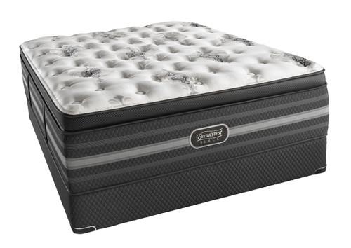 Simmons Beautyrest Black Sonya Luxury Firm Pillow Top Mattress Set