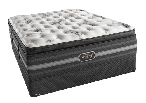 Simmons Beautyrest Black Tatiana Ultimate Plush Pillow Top Mattress