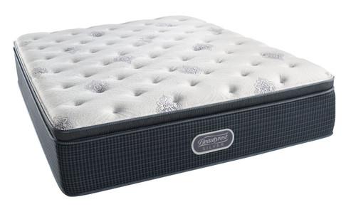 Simmons Beautyrest Silver Henderson Cove Plush Pillow Top Mattress Image 1