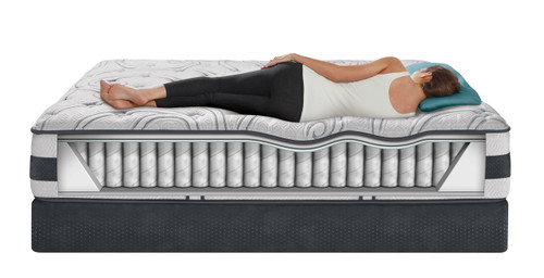 Serta Icomfort Hybrid Applause Ii Firm Mattress With Motion Perfect