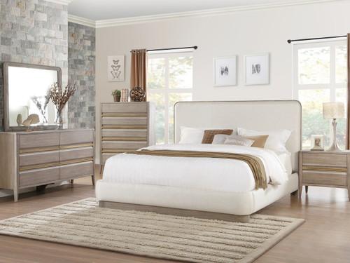 Homelegance Aristide Collection 5 Piece Bed Room Set