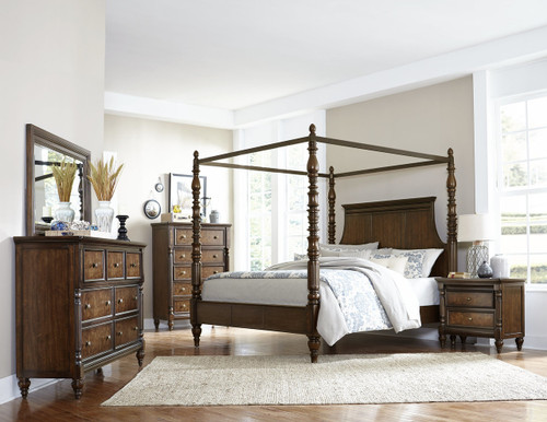 Homelegance Verlyn Collection 4 Piece Bedroom Set