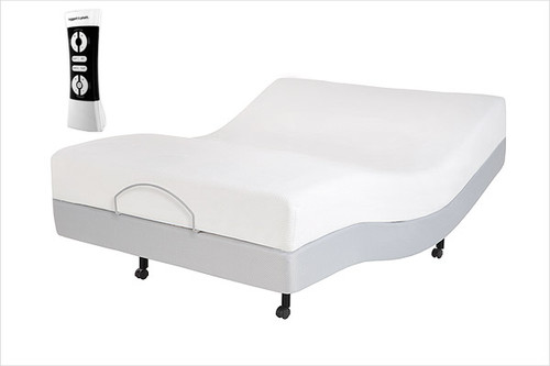 Leggett & Platt S-Cape+ Performance Series Adjustable Bed Base