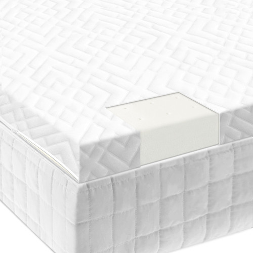"Malouf Isolus 2"" Latex Foam Mattress Topper"