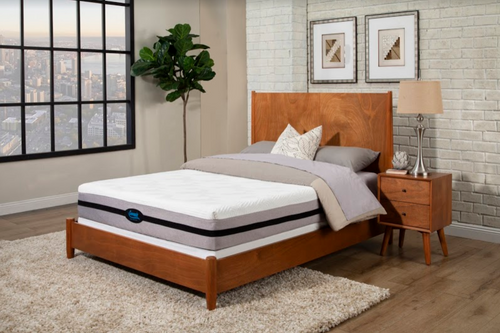 "Genesis 10"" S-Series Luxury Hybrid Mattress"