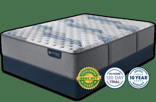 Serta iComfort Hybrid Blue Fusion 500 Extra Firm Mattress