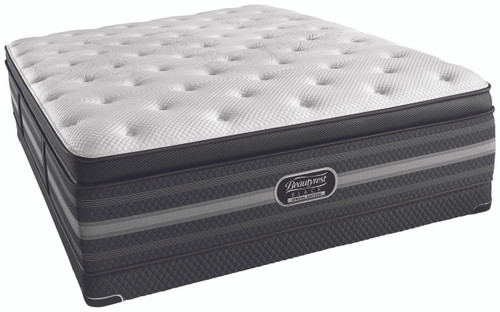 b1f76bcb29c Simmons Beautyrest Black Special Edition Christabel Ultimate Plush Pillow  Top Mattress with Box Spring