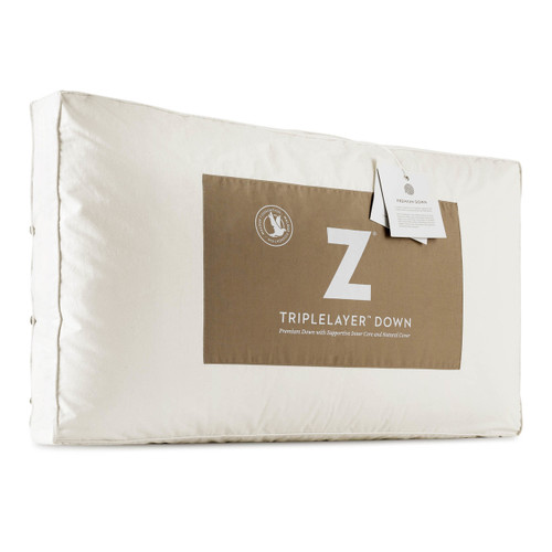 Malouf Z TripleLayer Premium Down Pillow