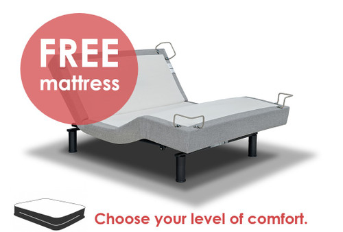 Reverie 5D with Free Mattress Promotion