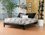 Fashion Bed Group Murray Platform Bed in Black