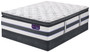 Serta iComfort Hybrid HB500Q Super Pillow Top Mattress Set