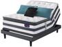 Serta iComfort Hybrid HB500Q Super Pillow Top Mattress with Motion Perfect III