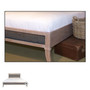 Fashion Bed Group Delano Platform Bed footboard