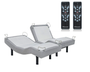 Reverie 5D Adjustable Bed Split King with Remotes