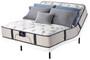 Serta Perfect Sleeper Sunset Peak Firm Motion Essentials II Adjustable Bed Set