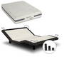 iDealBed Heavenly Hybrid Mattress Reverie 5i Adjustable Bed Set