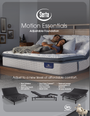 Serta Motion Essentials III Adjustable Bed Base