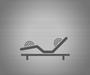Leggett & Platt S-Cape 2.0 Foundation Style Adjustable Bed Base Massage