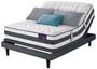 Serta iComfort Hybrid Applause II Firm Mattress with Motion Perfect III Adjustable Base