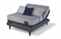 Serta iComfort Blue Max 1000 Plush Mattress with Motion Perfect III Adjustable Bed