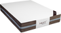 MLily Fusion Hybrid  Latex Mattress with Leggett & Platt S-Cape 2.0 Adjustable Base Set