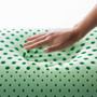Malouf Zoned ActiveDough Peppermint Infused Pillow 3