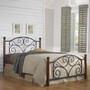 Fashion Bed Group Doral Panel Bed