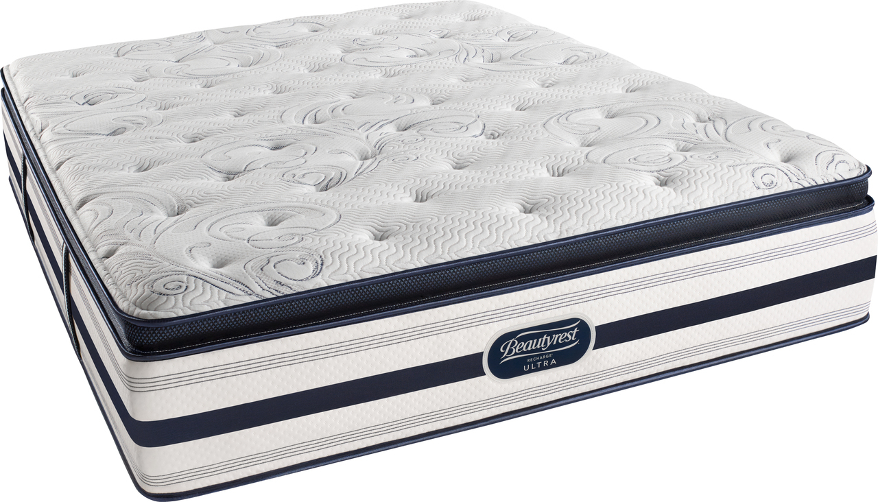 Simmons Beautyrest Recharge Ultra 850 Plush Pillow Top Mattress Dealbeds Com