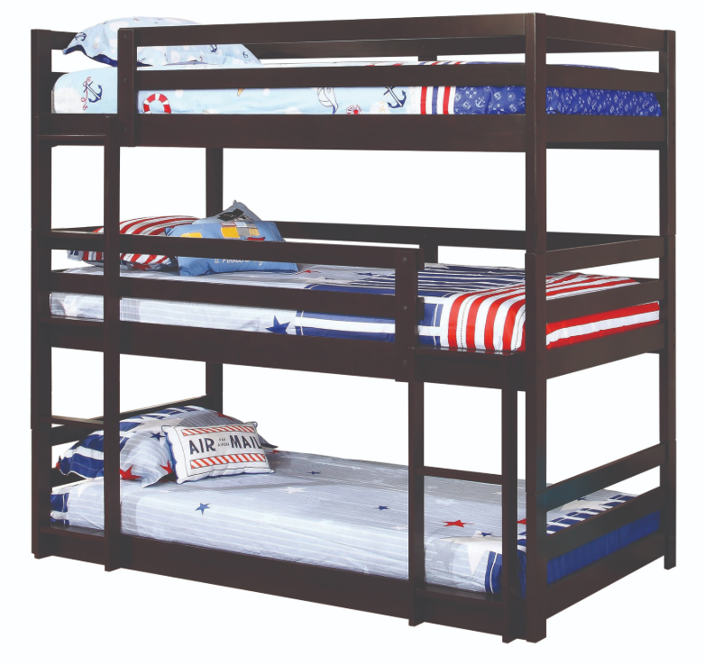 Sandler Triple Bunk Bed