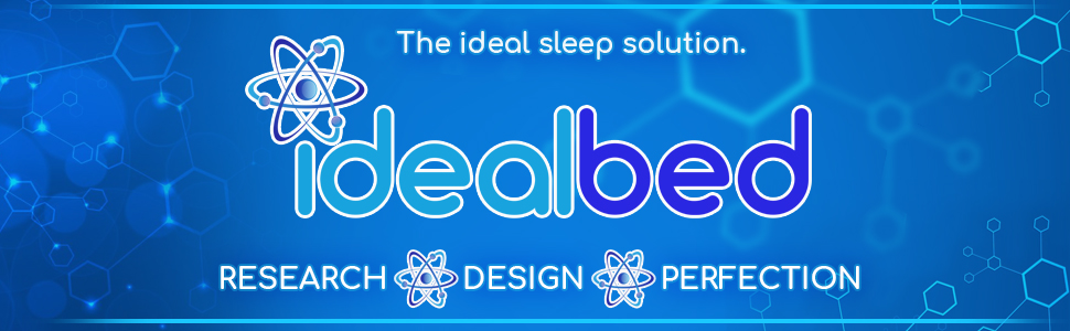 iDealBed Advanced Sleep System Technology