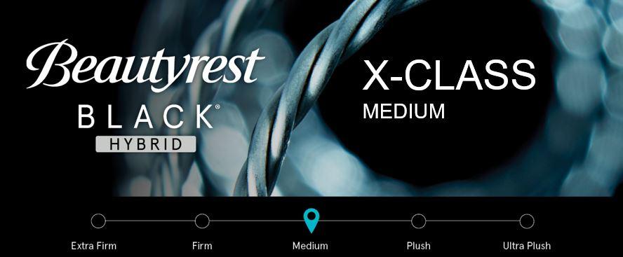 X-Class Medium Comfort Rating